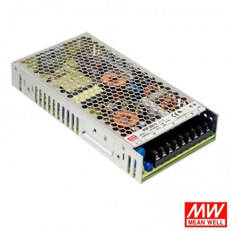 Alimentatore Meanwell RSP-200-24 201.6W 24V per LED