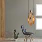 LED Lamp Vintage XXL BT180 Amber E27 11W 2000K 1000lm Dimmer