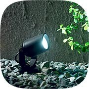 Selling lighting projectors for outdoor