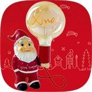 Christmas lights and decorative lighting chains