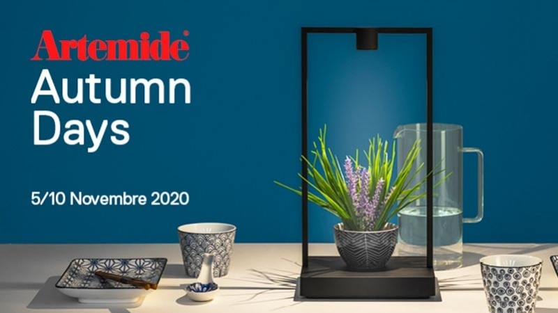 Autumn Days Artemide 2020