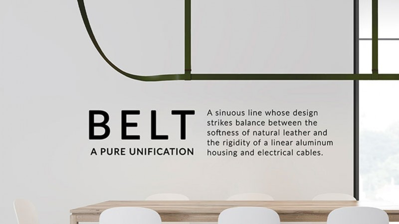 Nuova Belt By Flos